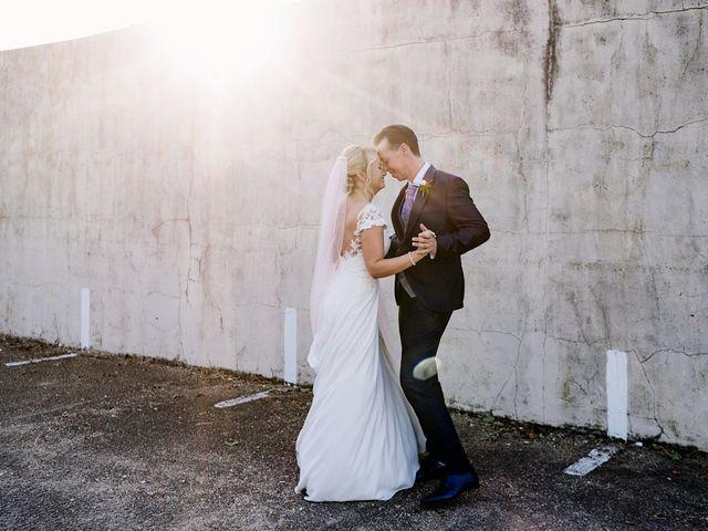 La boda de Kasia y Paco