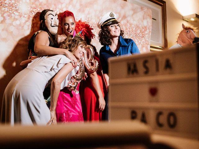 La boda de Paco y Kasia en Redondela, Pontevedra 42