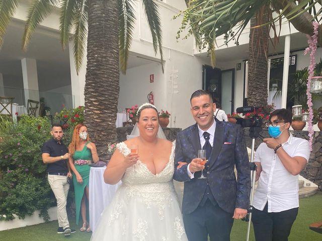 La boda de Sergio y Iraida en Santa Cruz De Tenerife, Santa Cruz de Tenerife 1