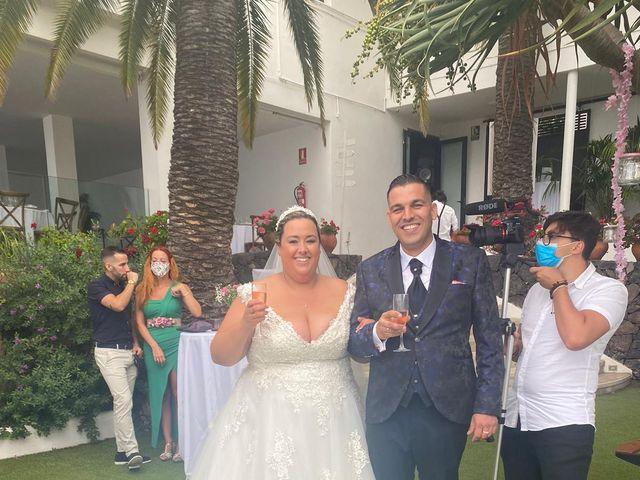 La boda de Sergio y Iraida en Santa Cruz De Tenerife, Santa Cruz de Tenerife 4