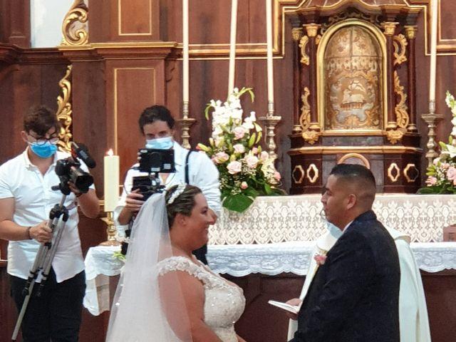 La boda de Sergio y Iraida en Santa Cruz De Tenerife, Santa Cruz de Tenerife 5