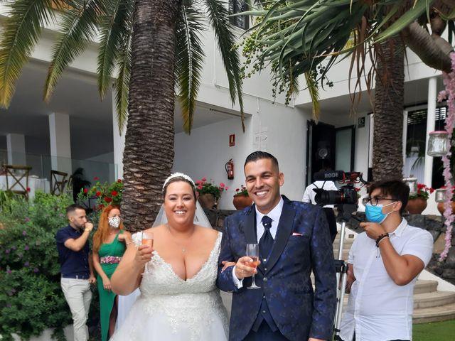 La boda de Sergio y Iraida en Santa Cruz De Tenerife, Santa Cruz de Tenerife 6
