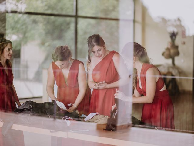 La boda de Lluis y Tania en Sentmenat, Barcelona 13