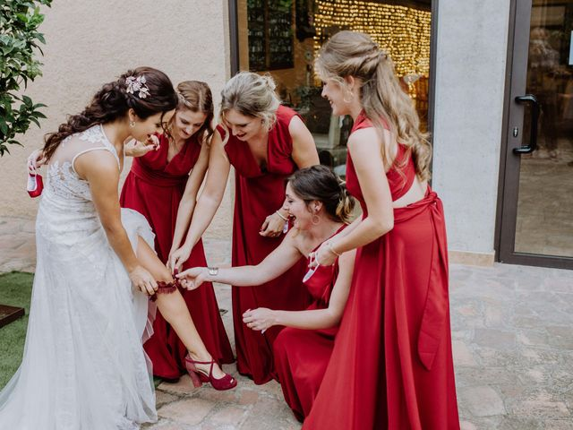 La boda de Lluis y Tania en Sentmenat, Barcelona 16