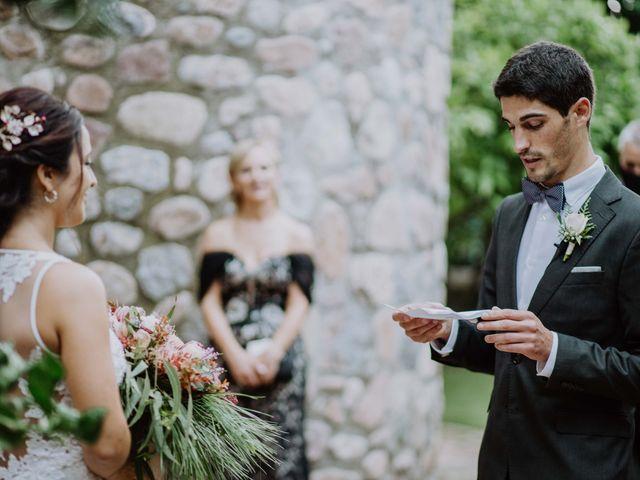 La boda de Lluis y Tania en Sentmenat, Barcelona 17