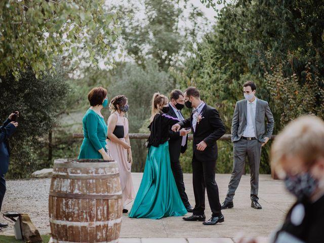 La boda de Lluis y Tania en Sentmenat, Barcelona 25