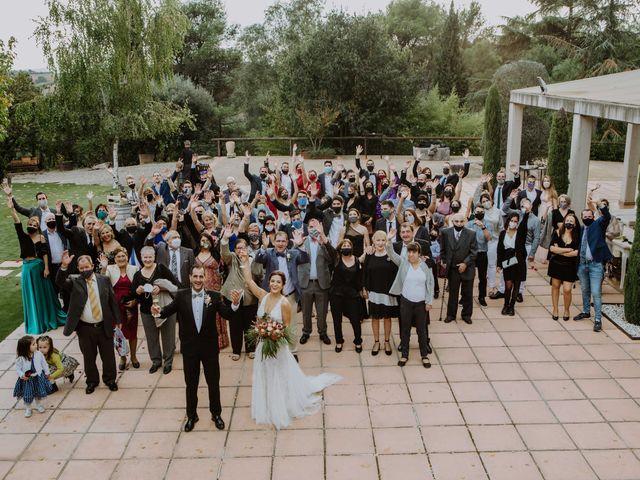 La boda de Lluis y Tania en Sentmenat, Barcelona 41