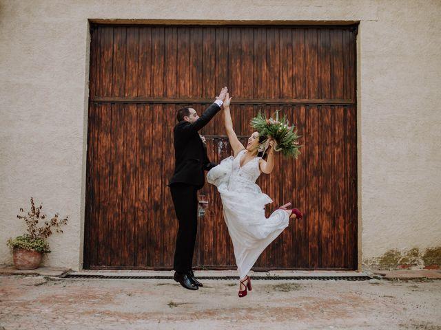 La boda de Lluis y Tania en Sentmenat, Barcelona 50