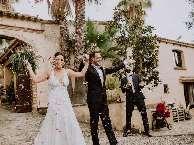La boda de Lluis y Tania en Sentmenat, Barcelona 53