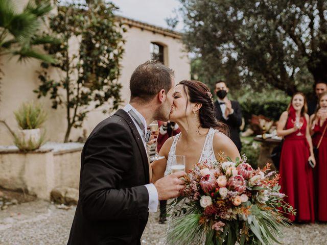 La boda de Lluis y Tania en Sentmenat, Barcelona 54