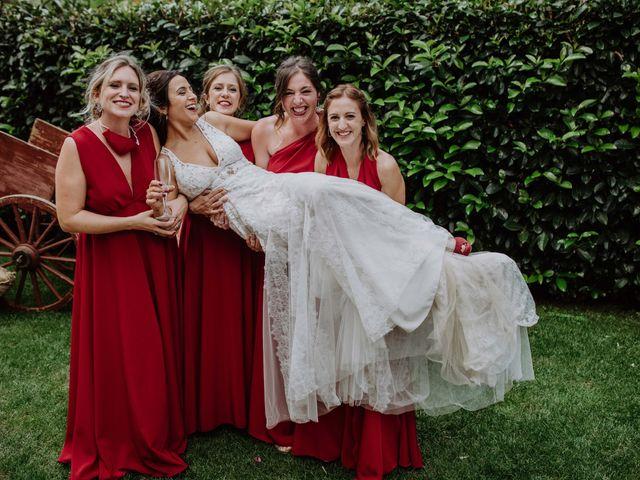 La boda de Lluis y Tania en Sentmenat, Barcelona 56