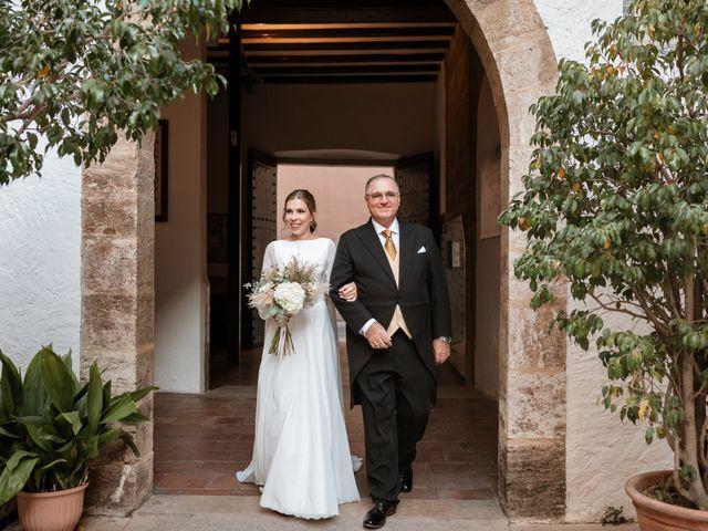 La boda de Pablo y Simona en Picanya, Valencia 1
