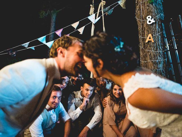 La boda de Josue y Abi en Sant Llorenç Savall, Barcelona 5