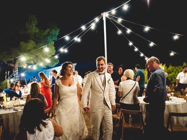 La boda de Josue y Abi en Sant Llorenç Savall, Barcelona 6