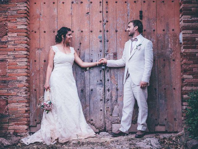 La boda de Josue y Abi en Sant Llorenç Savall, Barcelona 9