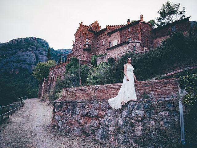 La boda de Josue y Abi en Sant Llorenç Savall, Barcelona 15