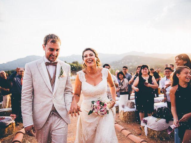 La boda de Josue y Abi en Sant Llorenç Savall, Barcelona 22