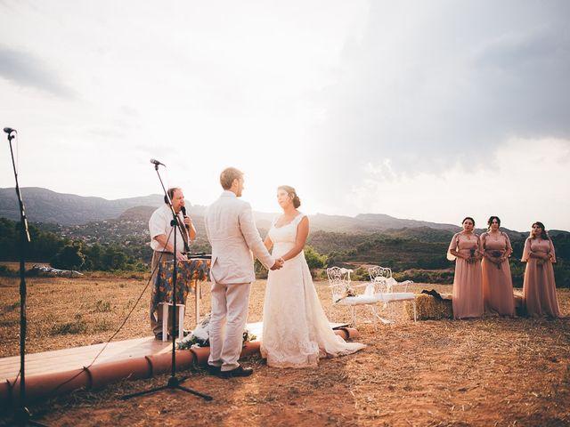 La boda de Josue y Abi en Sant Llorenç Savall, Barcelona 23