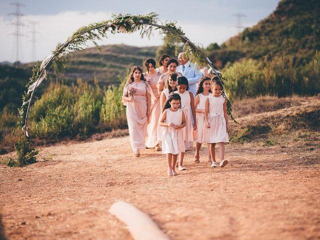 La boda de Josue y Abi en Sant Llorenç Savall, Barcelona 27
