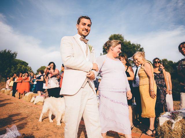 La boda de Josue y Abi en Sant Llorenç Savall, Barcelona 29