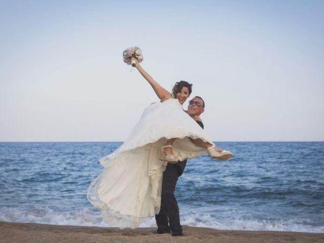 La boda de Montse y Víctor