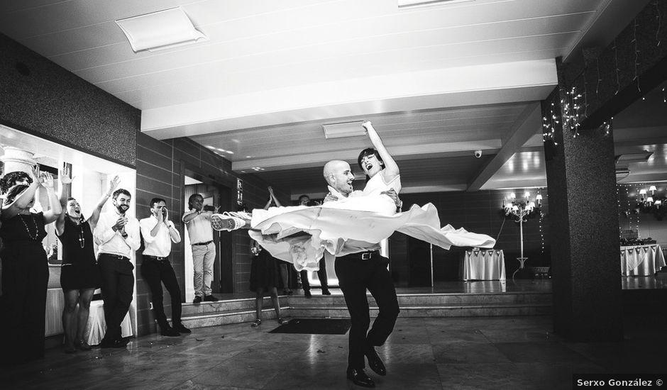 La boda de Alex y Laura en Vigo, Pontevedra