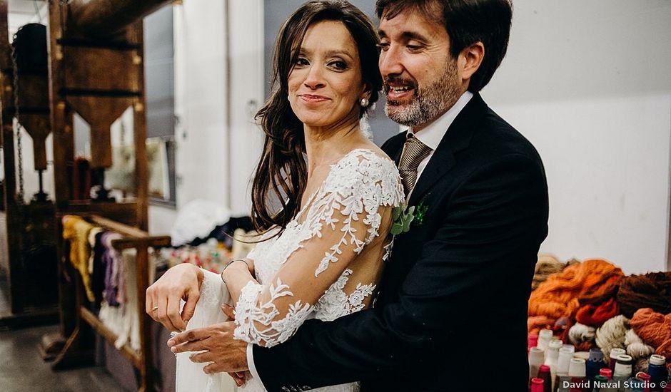 La boda de Luis y Yvonne en Madrid, Madrid