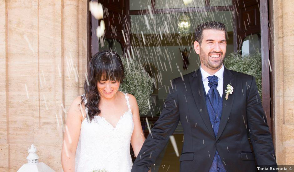 La boda de Alejandro y Virginia en Huercal De Almeria, Almería