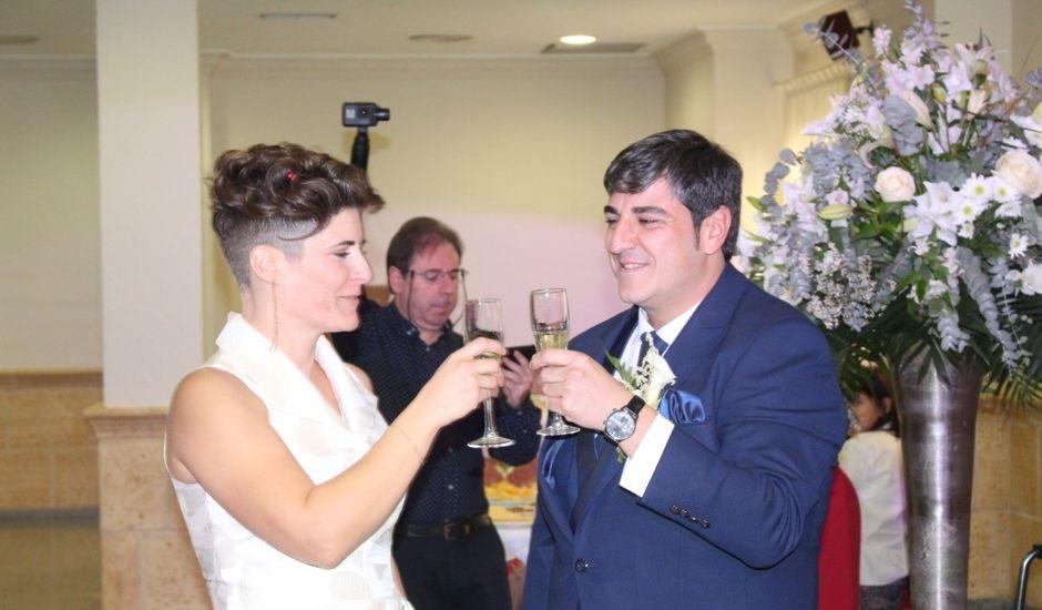 La boda de Jose y Sara en Tobarra, Albacete