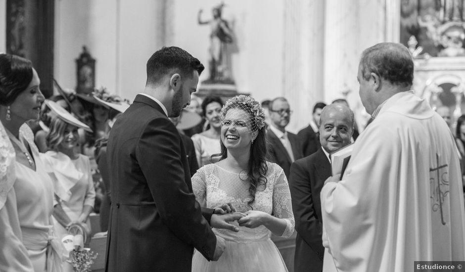 La boda de Carlos y Nuria en Alzira, Valencia