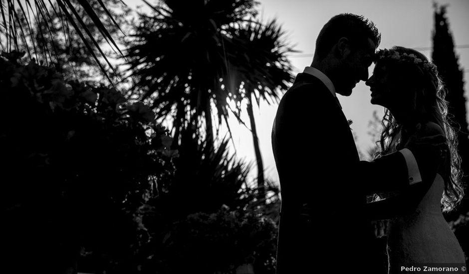 La boda de David y Silvia en Guadarrama, Madrid