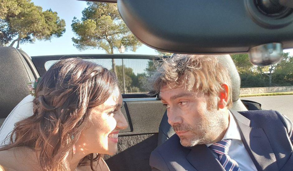 La boda de Daniel y Irene  en Palma De Mallorca, Islas Baleares