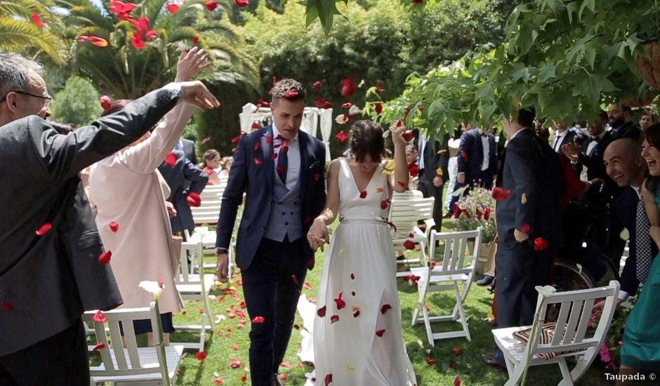 La boda de Jonan y Jaione en Atxondo, Vizcaya