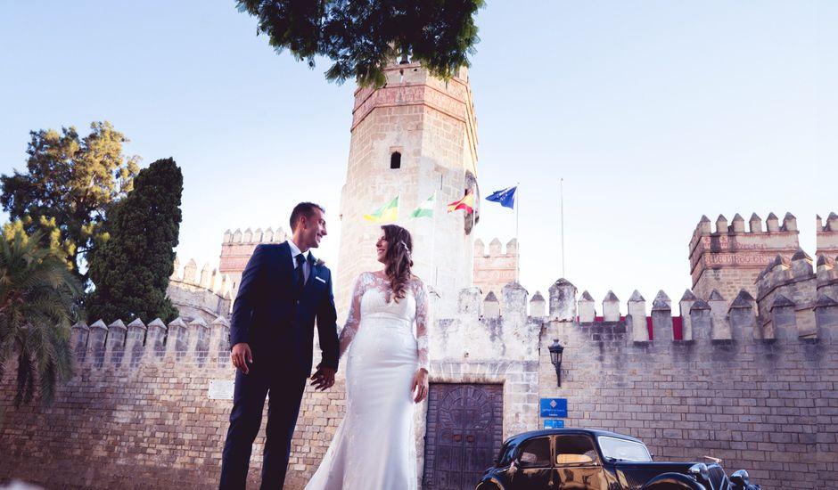 La boda de Martín y Cristina en El Puerto De Santa Maria, Cádiz