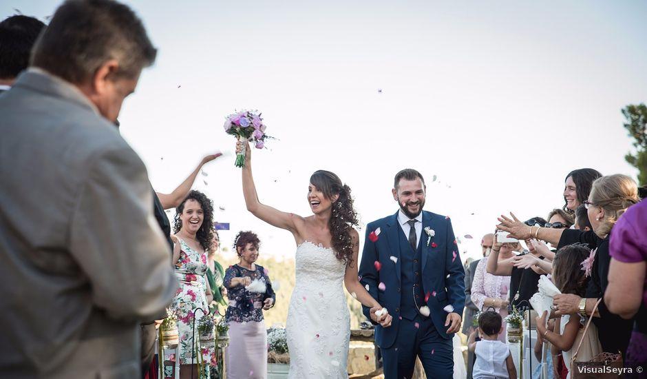 La boda de Daniel y Mireia en Rubio, Barcelona