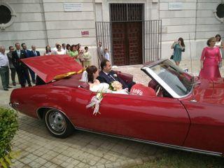 La boda de Mónica  y Roberto