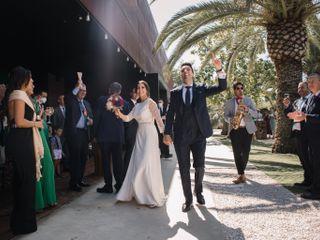 La boda de Cris y Toni