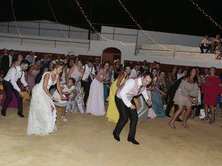 La boda de Mª Ángeles y Javier