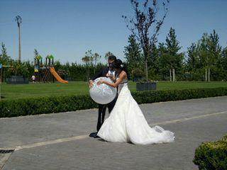 La boda de Yoly y Carlos