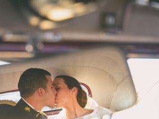 La boda de Patri y Fran