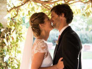 La boda de Cecilia y Bosqui