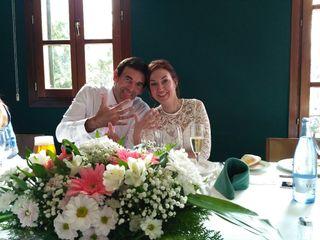 La boda de Mercedes y Ricardo