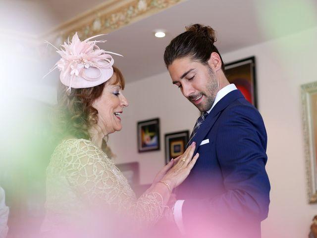 La boda de Berto y María en Canals, Valencia 9