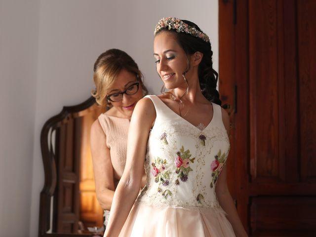 La boda de Berto y María en Canals, Valencia 12