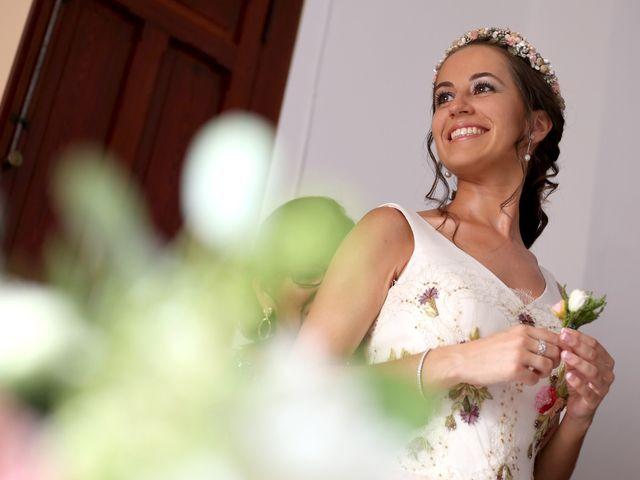 La boda de Berto y María en Canals, Valencia 13