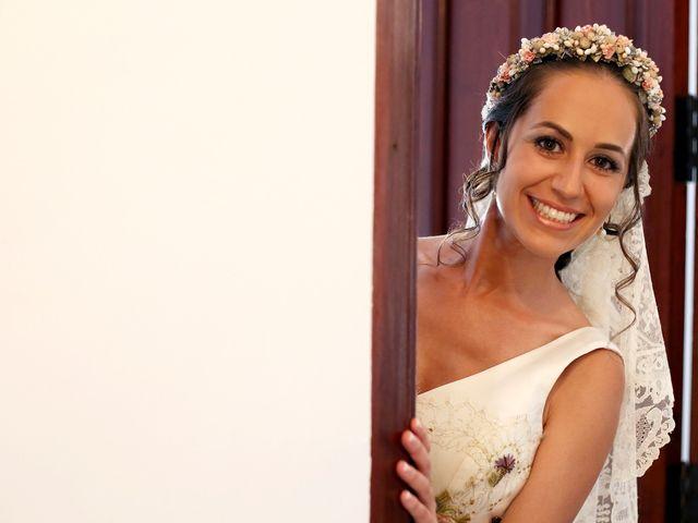 La boda de Berto y María en Canals, Valencia 17