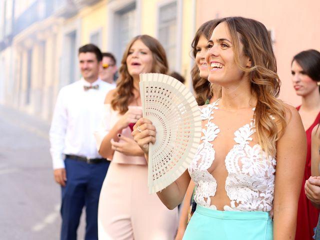 La boda de Berto y María en Canals, Valencia 18