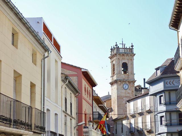La boda de Berto y María en Canals, Valencia 19