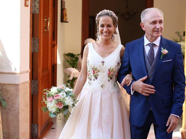 La boda de Berto y María en Canals, Valencia 20