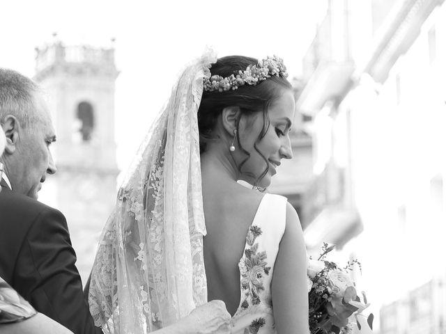 La boda de Berto y María en Canals, Valencia 21